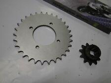 Kettensatz Garelli Capri Roller 50 ccm 11- 30 Zähne NEU