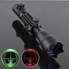 Lunette de visée 4-16x50EG vert & rouge fusil de chasse portée lll vision de nuit