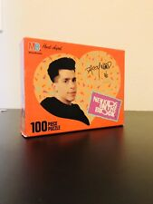 Vintage 1990 New Kids on the Block Heart Shaped Puzzle Danny Milton Bradley