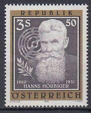 Österreich Austria 1985 ** Mi.1833 Hörbiger Ingenieur Engineer