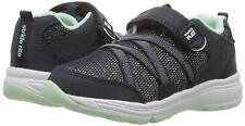 Stride Rite M2P Emmy Navy Sneaker - Toddler (1-4 Years), Size 5.5 X-Wide