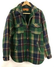 Mens Thick Warm Northern Explorer Outdoor Work Plaid Coat Jacket - Medium