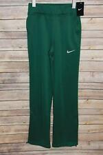 NWT $60 Women's Nike Dri-Fit Athletic Pants Green XXS Training HW1104