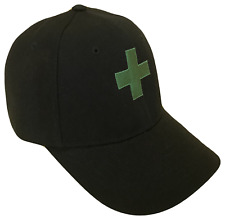 Medical Marijuana Dispensary Weed Green Cross Baseball Cap Caps Hat Hat