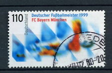 Germany 1999 SG#2923 Football Championship FC Bayern Munich Used #A28812
