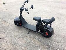 E-Scooter E-Roller Elektro Roller Elektroroller 1500W 39km/h 2sit 60km bluetooth