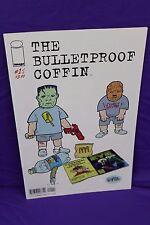 The Bulletproof Coffin #1 of 6 Image Comics Comic VF