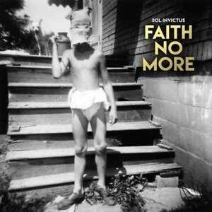 Faith No More - Sol Invictus Nuevo CD