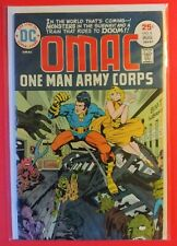 OMAC #6 - NM ISSUE