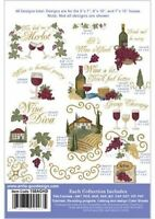 Wine Country Anita Goodesign Embroidery Design cd CD ONLY