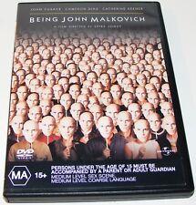 Being John Malkovich---- (DVD, 2003)