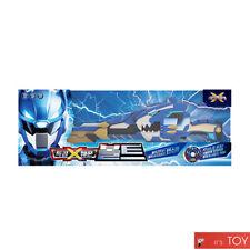 Miniforce Mini Force X RANGER WEAPON VOLT BOLT Blue Transweapon Gun Sword Toy