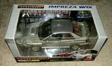 2004 Transformers Binaltech Subaru Impreza WRX Streak Takara BT03 Open Box