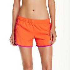 Roxy Women's Orange Line Up Shorts Sz L $38 I525