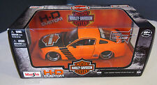 Maisto H-D Custom 1:24 Scale 2006 Ford Mustang GT Die Cast Harley Davidson