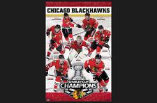 22x34 NHL HOCKEY 16269 JONATHAN TOEWS CHICAGO BLACKHAWKS 2018 POSTER
