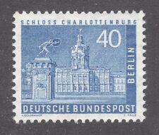 GERMANY, BERLIN STAMP #9N131 — 40pf CASTLE -- 1957 -- UNUSED