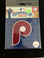 NEW Philadelphia Phillies Logo Patch - Factory Packaged - Xtras Ship FREE