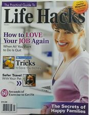The Practical Guide to Life Hacks Spring 2017 Household Tricks FREE SHIPPING sb