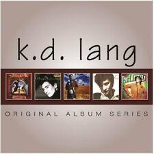 kd lang - Original Album Series [CD]
