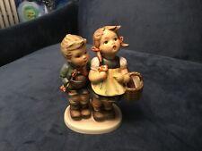 "New ListingVintage Antique Goebel M.I. Hummel Ceramic Figurine 49/0 To Market 5.5"""