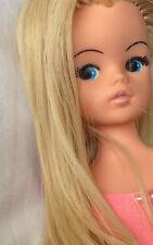 Muñeca de cabello sintético premium para re-rooting Barbie Sindy BJD y muñecas de moda