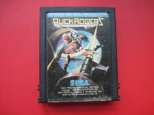 Buck Rogers: Planet of Zoom Atari 2600 Game *Cleaned & Tested*