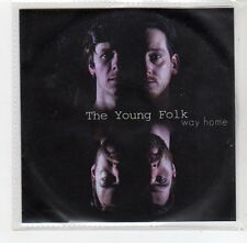 (FE501) The Young Folk, Way Home - 2014 DJ CD