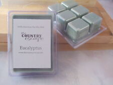 Herbal Soy Wax Wickless Tarts/Bars Candles