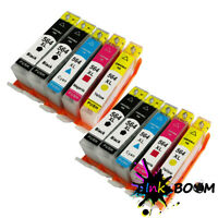 10 Ink Cartridge replace for HP 564XL Photosmart 7510 7515 7520 7525 5520 C309