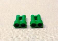x2 NEW Lego Binoculars Green Minifig Utensil For Army Guys