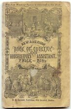 Skinner, H. B. M.D.: The American Book of Cookery [Cover title: New American Boo
