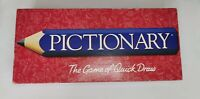 Vintage Pictionary Board Game by MB GAMES 1996 All Original items Included