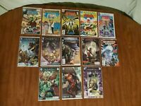 Assorted Comic Book Collection Lot of 13 All VF+ Or Better Condition