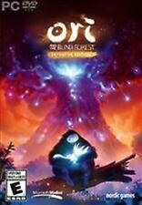 Ori and the Blind Forest Definitive Edition (PC) Brand New Sealed!