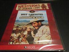 "DVD NEUF ""LES CHASSEURS DE SCALPS"" Burt LANCASTER - western"