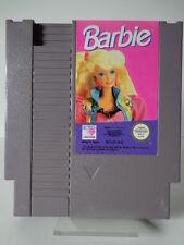 NES Spiel - Barbie (PAL-B) (Modul)