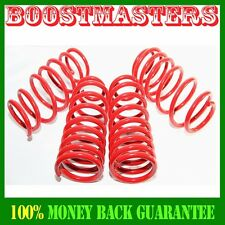 For Racing Sport Lowering Springs for 2006-2011 Civic DX EX EX-L GX LX SI RED