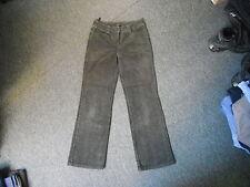 "Principles Petite Botcut Cords Jeans Size 6 Leg 28"" Faded Green Ladies Jeans"