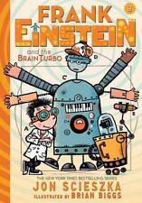 NEW - Frank Einstein and the BrainTurbo (Frank Einstein series #3)