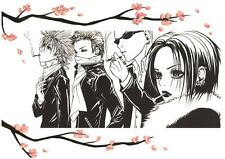 POSTER NANA SHIN REIRA BLACK STONES ANIME MANGA AI YAZAWA HACHI OSAKI REN #12