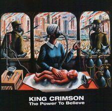 KING CRIMSON THE POWER TO BELIEVE 2003 CD PROGRESSIVE ROCK NEW
