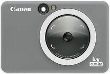 Canon - Ivy CLIQ2 Instant Film Camera - Charcoal