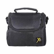 Black Small Padded Camera Case for Canon G16, G5, G7, SX540, SX420, SX410