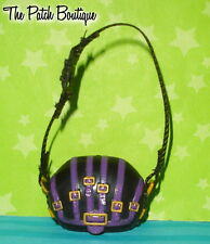 MONSTER HIGH CLAWDEEN WOLF SCHOOL'S OUT DOLL OUTFIT REPLACEMENT PURSE BAG ONLY