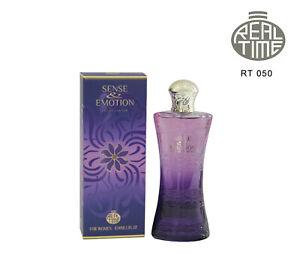 Real Time Parfüm Frauen Sense & Emotion WOMEN 100 ml EDP Eau de Parfum  Woman