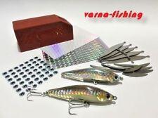 Amazing hard bait kit, Hard Bait Lure Mold. DIY hard lure, 75 mm / 3 inch