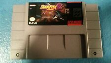 Super Nintendo SNES Star Fox 2 Starfox 2 Cart Only. Professional vinyl label.