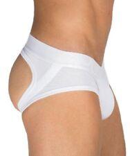 Vêtements strings blancs taille L pour homme