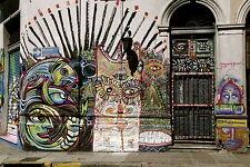 south america murel stone canvas print 180cmx 90cm Massive God Sun aztecs Mexico